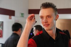 Vladimir Andersen verpasst knapp die Qualifikation zur BDO WM