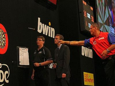 Robert Wagner qualifies for European Darts Championship