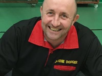 new team member James Wilson