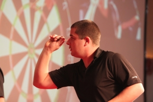 Dylan Duo missing PDC Tour Card narrowly