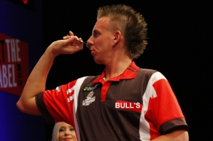Jerry Hendriks wins Texel Darts Trophy 2013